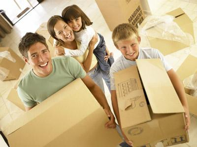 Storage in El Centro - moving with kids can be difficult.