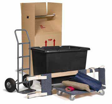 El Centro storage is a good option for items that you don't use often.