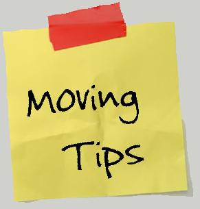 Moving Tips from AK-C Mini Storage, an El Centro storage facility.